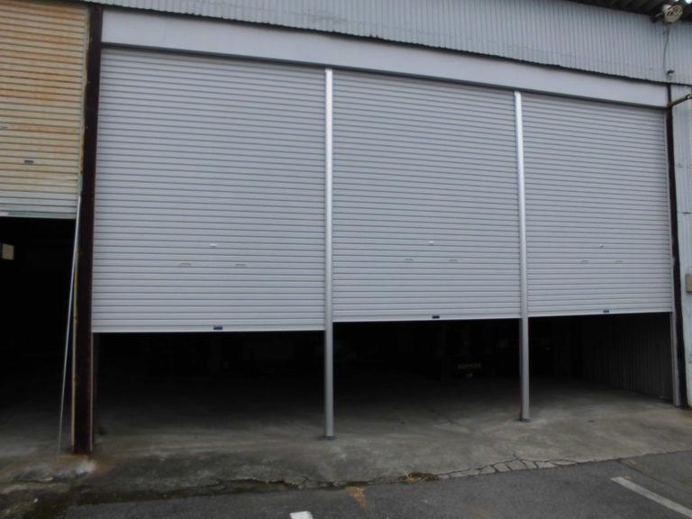 京浜シャッターは三和シャッター品質を直接施工