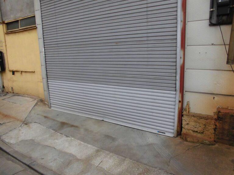 車庫シャッターで、すべきメンテナンス